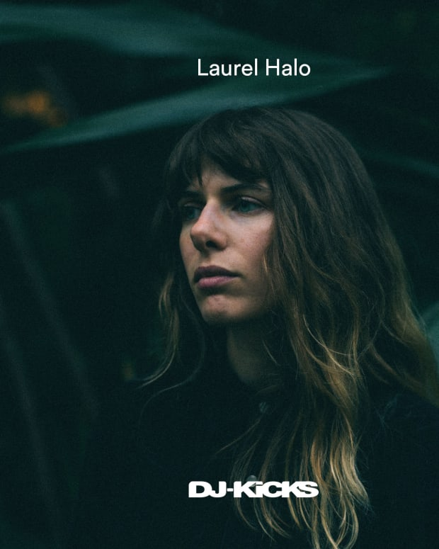 Laurel Halo DJ-kicks