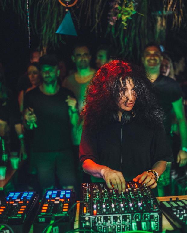 SXM Festival 2019 Nicole Moudaber