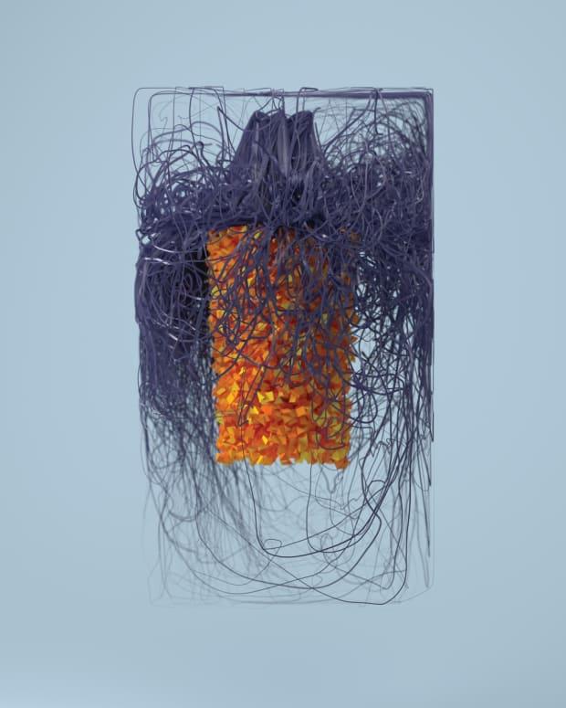 Plaid Polymer