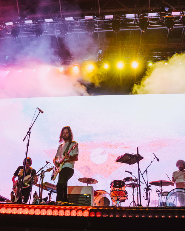 Tame Impala @ Ascend Amphitheater