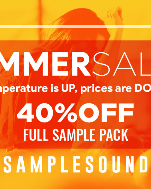Social-Facebook Post Summer Sales