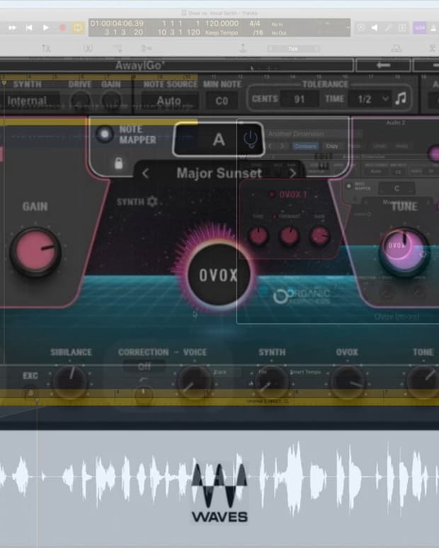 Ovox and Vocalsynth 2 Overview
