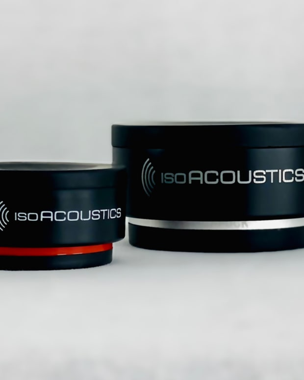 IsoAcoustics ISO-PUCKS