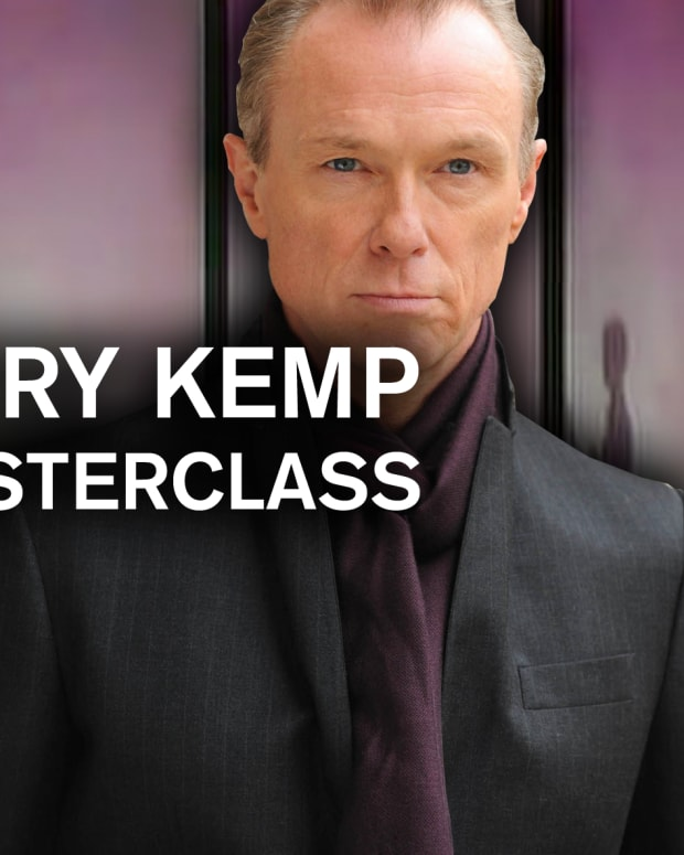 Gary Kemp Masterclass Point Blank