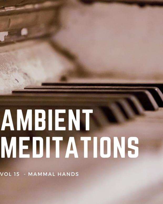 Ambient Meditations Mammal Hands