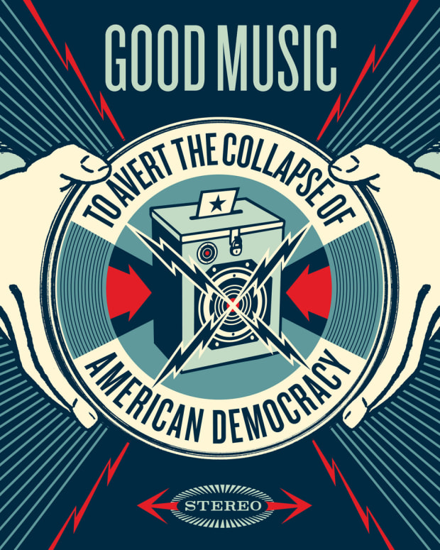Good Music to Avert the Collapse of American Democracy