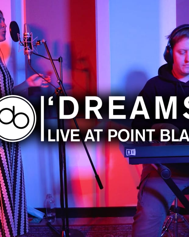 Vivienne Chi & Harry Shadow Perform Their New Single 'Dreams' for Point Blank