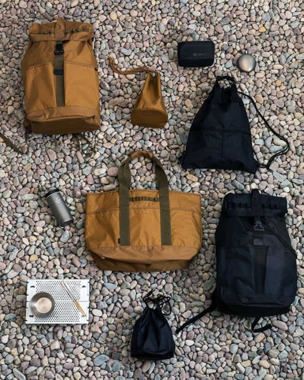 Snow Peak X-Pac Bags