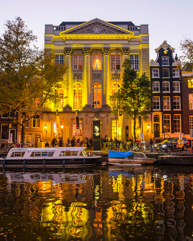 ADE Amsterdam Dance Event Canal