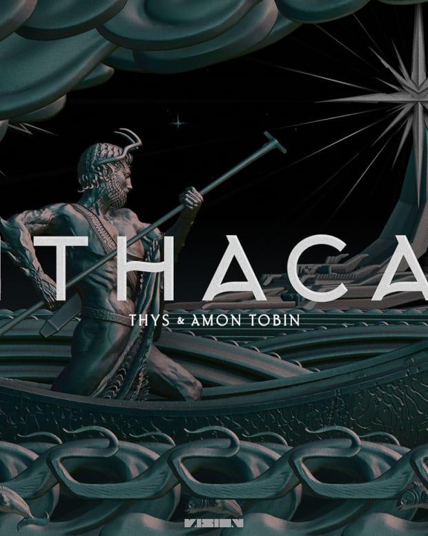 Amon Tobin Thys Ithaca