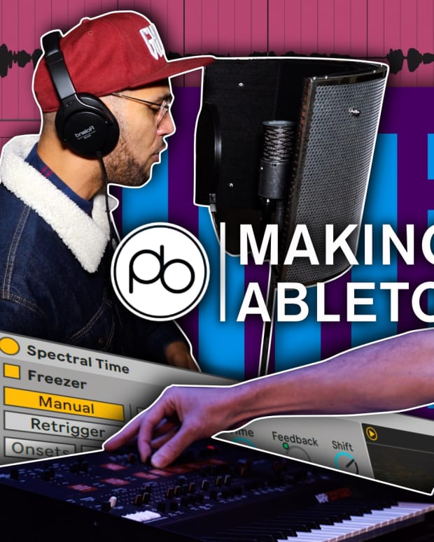 Ableton 11 Point Blank