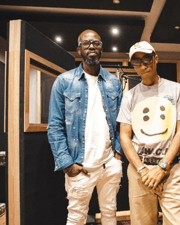 Black Coffee & Pharrell