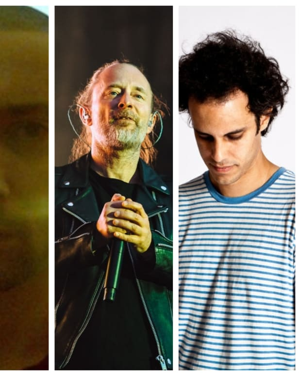 Four Tet, Thom Yorke & Burial