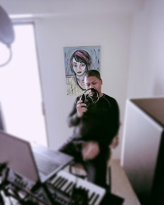 Qmoog  LS1 studio