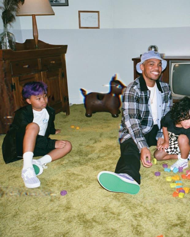 Anderson Paak Vans Family Kids