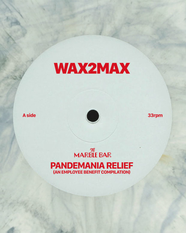 Wax2Max Marble Bar Detroit Pandemic Relief Compilation