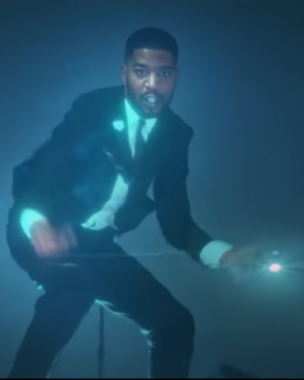 Kid Cudi: Heaven On Earth - The Rager, The Menace Part 2 Video