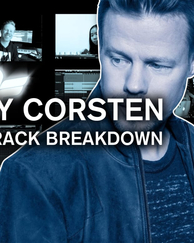 Ferry Corsten Point Blank