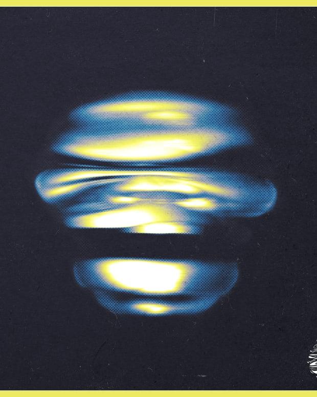 Karnage Spirit Bomb EP Artwork.
