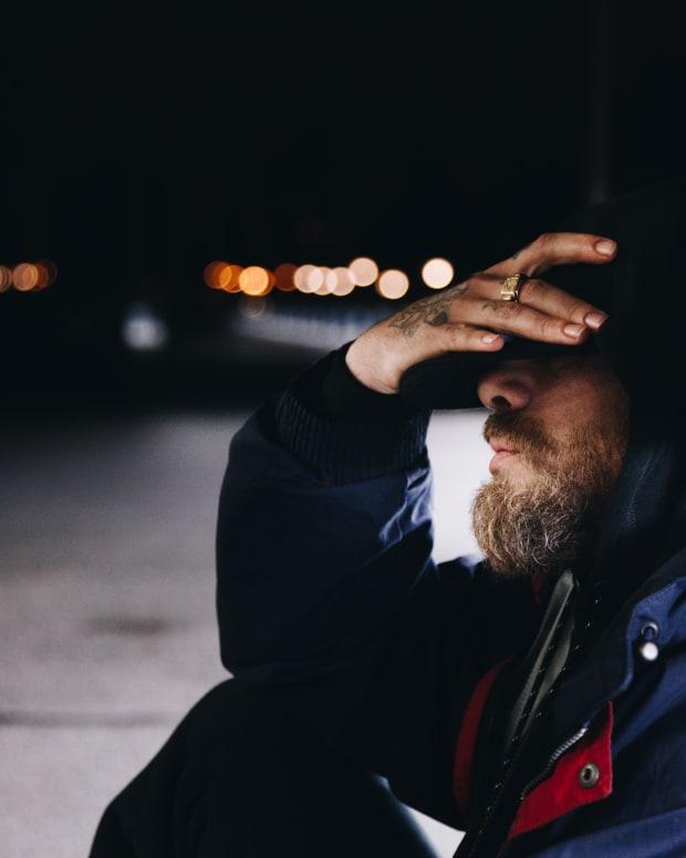Person Man Depressed Alone