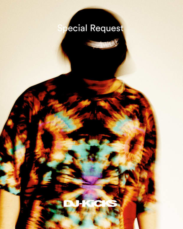 Special Request DJ-Kicks Cover