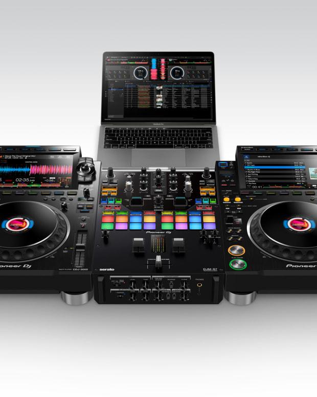 DJM-S7 Mixer Pioneer DJ