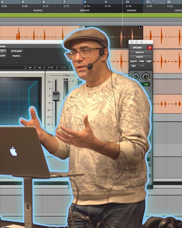 Point Blank Masterclass Waves Audio