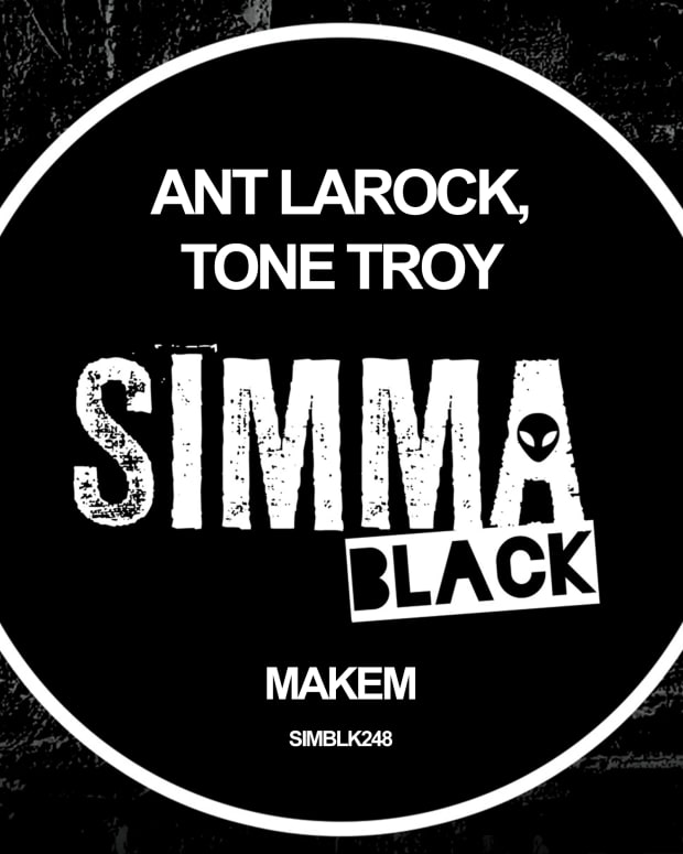 Ant La Rock, Tone Troy - Makem [Simma Black]