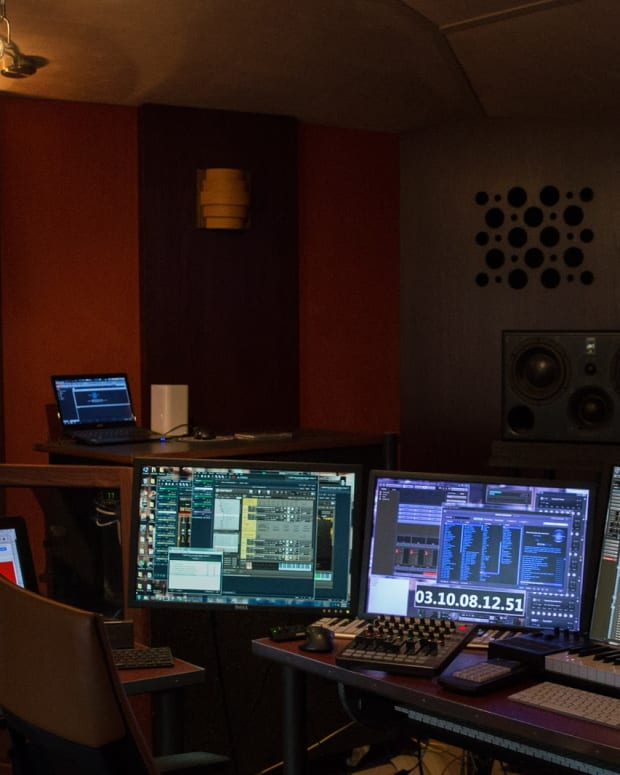 Paul Haslinger Studio