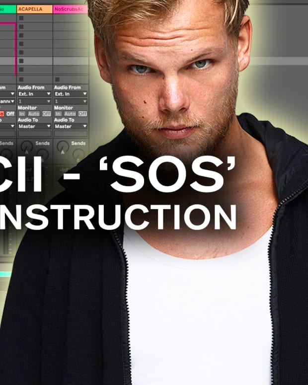 Avicii SOS Deconstruction Point Blank