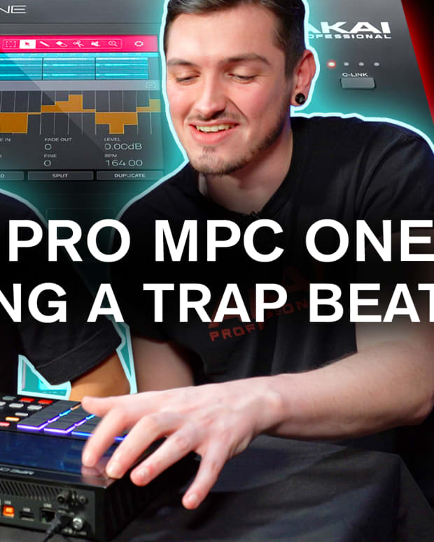 Akai Pro MPC One Point Blank