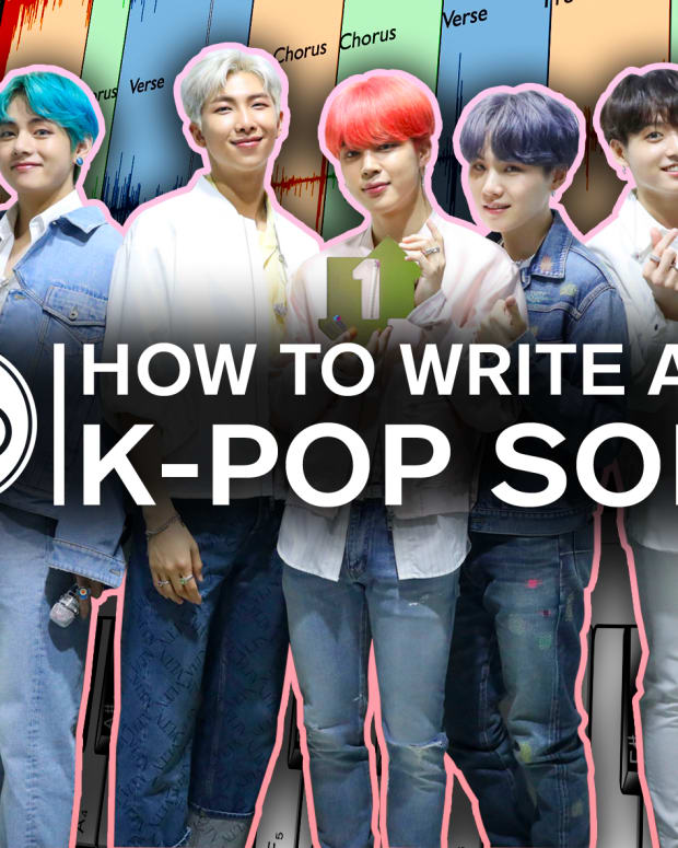 BTS Write A Pop Song Point Blank