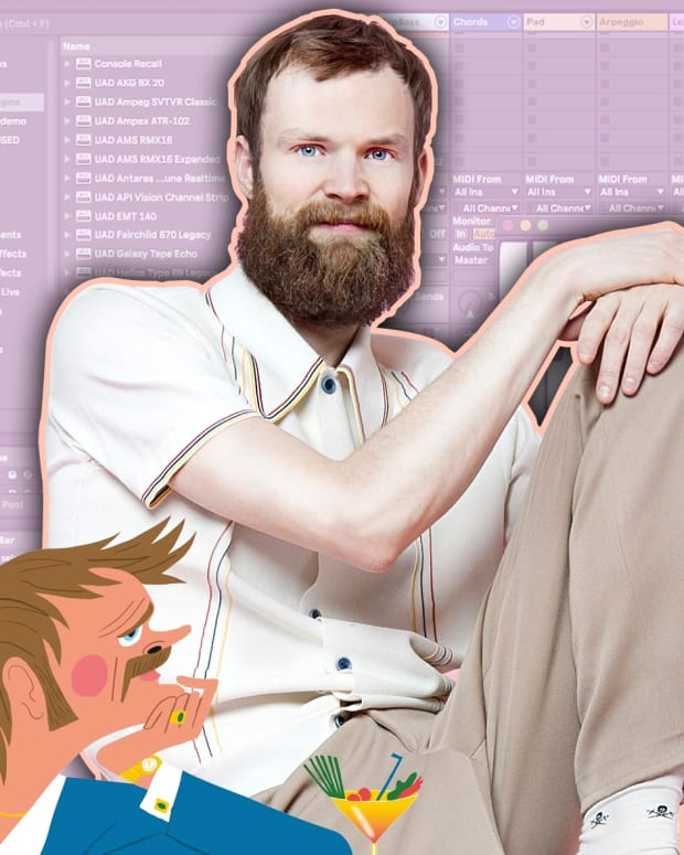 Point Blank Todd Terje Deconstruction