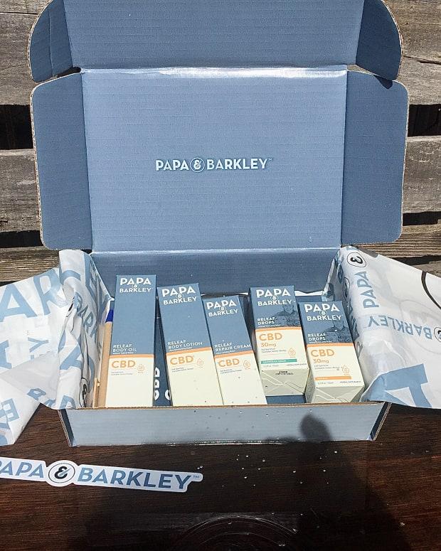 papa barkley cbd