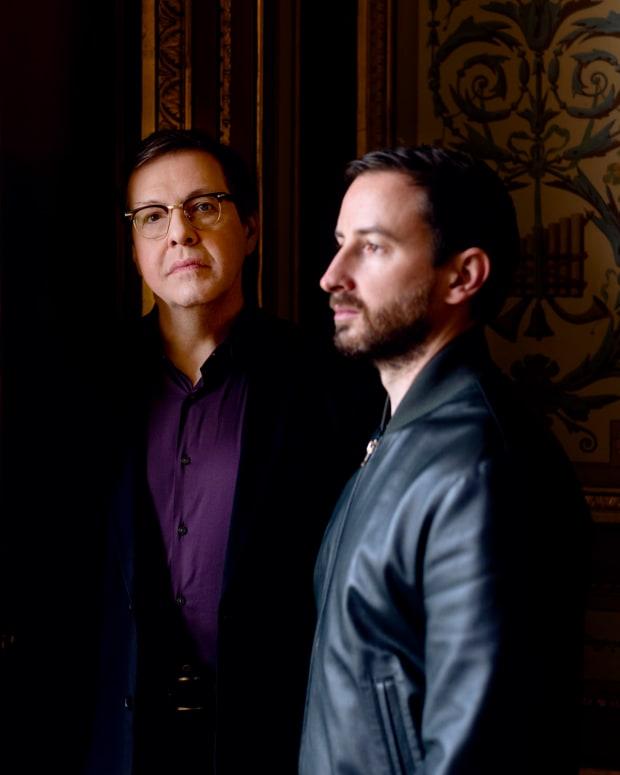 Max Cooper & Bruce Brubaker