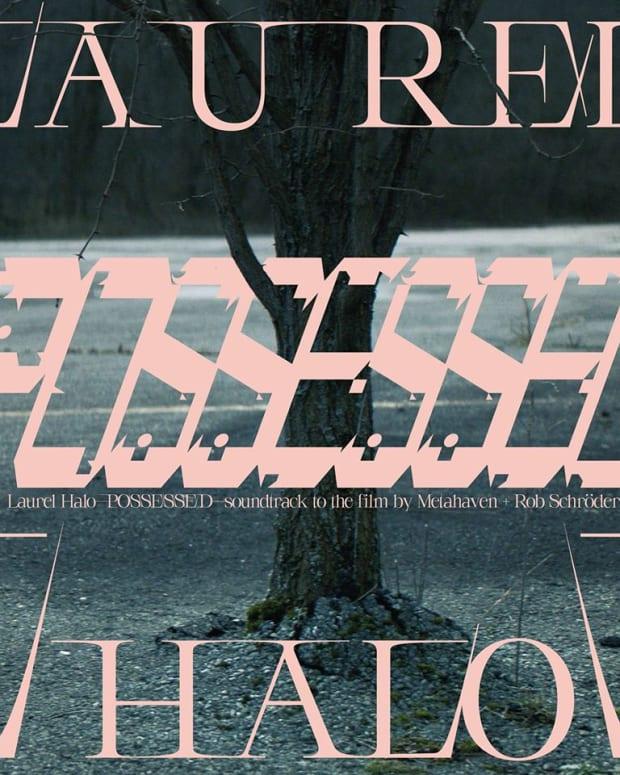 Laurel Halo Possessed Cover Art