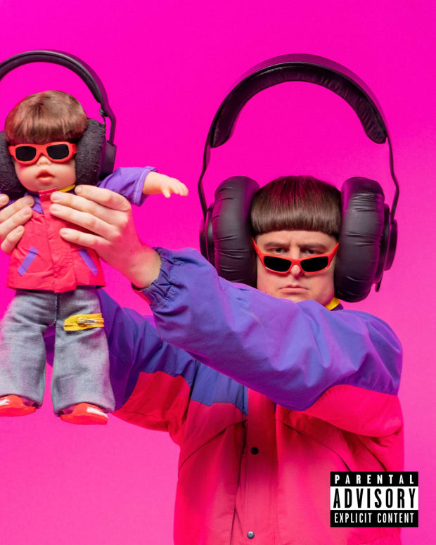 Oliver Tree. Provided by Atlantic Records.