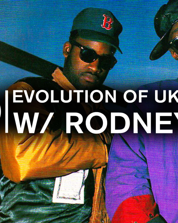 Evolution Of UK Rap Rodney P