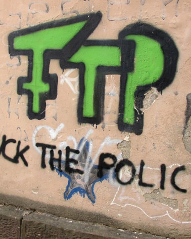 FTP Fuck The Police