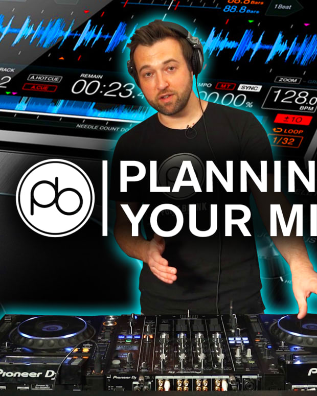 Point Blank Planning Your Mix