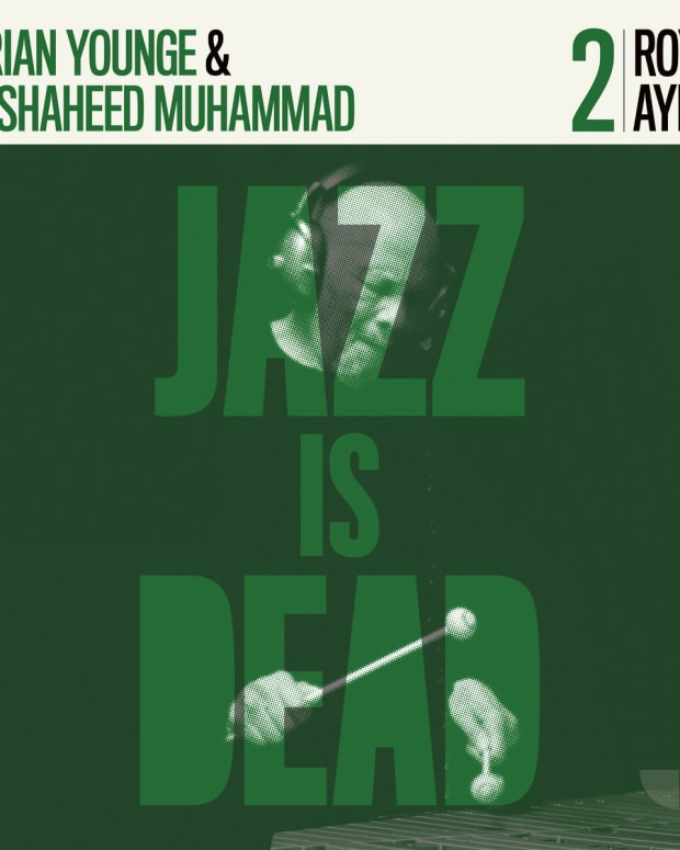 Roy Ayers Jazz Is Dead 2