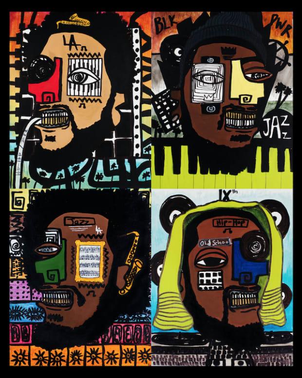 Terrace Martin, Robert Glasper, Kamasi Washington & 9th Wonder