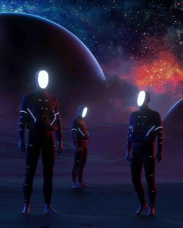 Hypnum _ Parsa - Love Future EP - Portal Atemporal 003