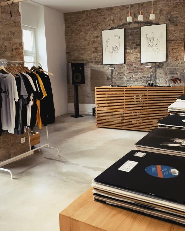 Move The Record Vinyl Store