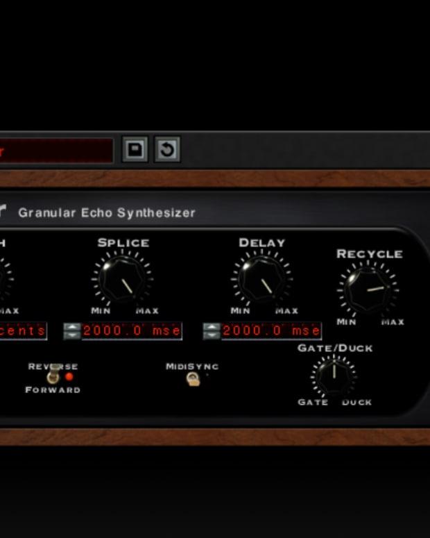 Soundtoys Crystallizer
