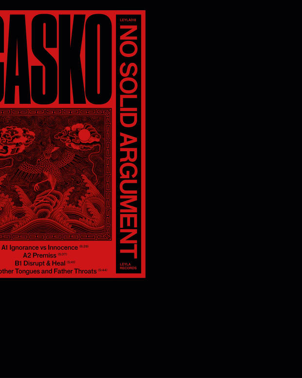 CASKO - Mother Tongues And Father Throats Cover Art