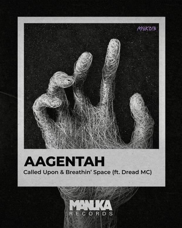 Premiere: Aagentah - Called Upon (MNK013)