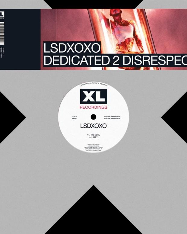 lsdxoxo dedicated 2 disrespect Cover
