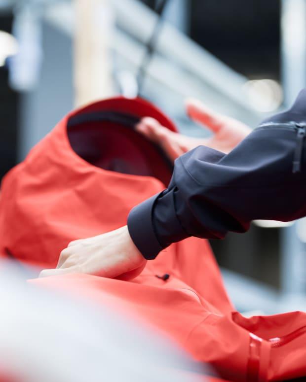 Arc'teryx Equipment Jacket