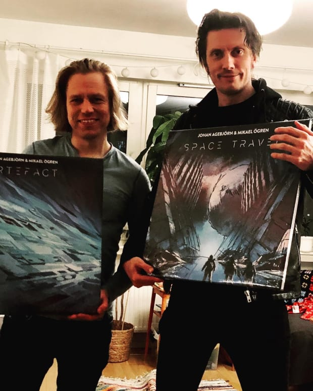 Johan Agebjörn & Mikael Ögren